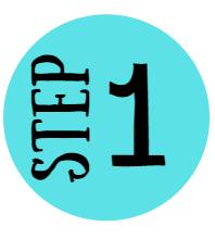 STEP 1: Kindergarten Orientation Video