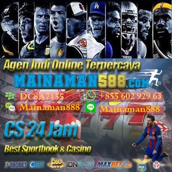 Mainaman588.com Agen Resmi Sbobet Terpercaya