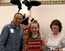 Awesome Kid of the Week
