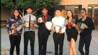 Speech and Debate at National Qualifiers