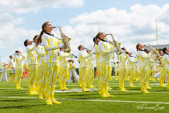 """Marching Band is strange and scary..."""