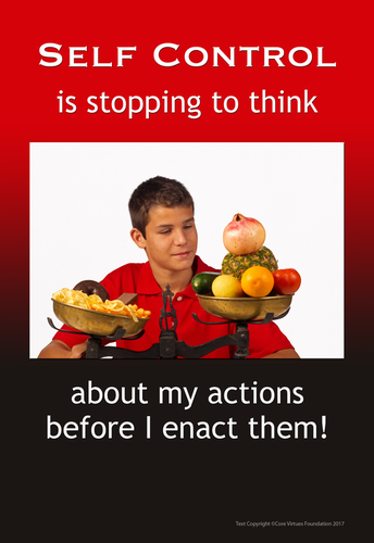 Self-Control and Self-Discipline