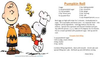 Holiday Recipe