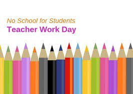 Teacher Work Day