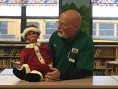 Corky Visits Kindergarten