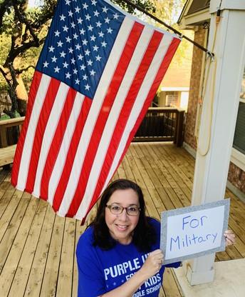 Sally Maher, Head Counselor, Military Family Liaison
