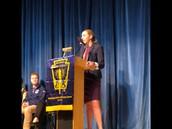 Ms. Serzan - Keynote Speaker