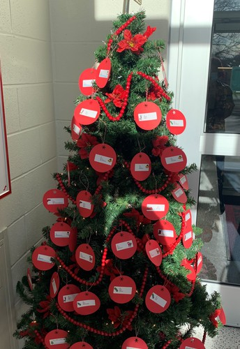 MAKE THE HOLIDAYS MERRY AND BRIGHT FOR EXTON FAMILIES