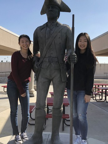 "Two BHS Students Named ""Shining Stars"""