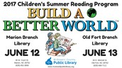 OFE - Summer Reading Incentive