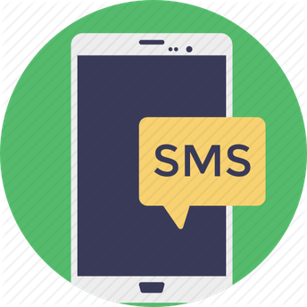 Sign Up For Text Message Service