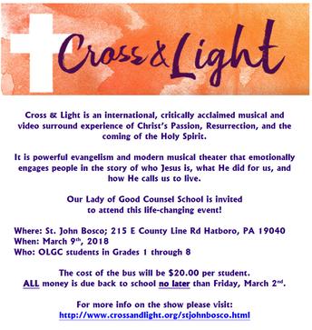 Cross & Light