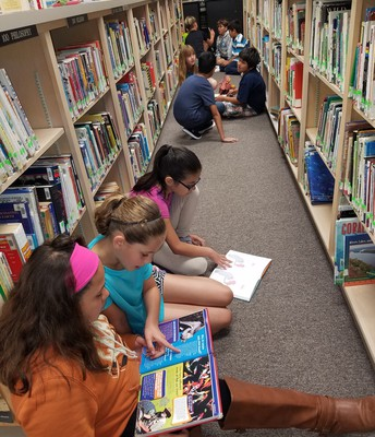 Exploring the Library