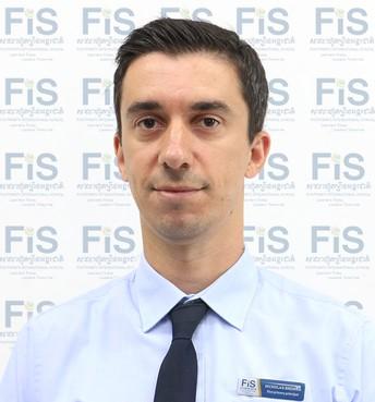 Mr. Nicholas Brewer, Vice Principal