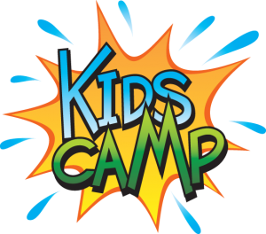 Kids Camp Next Week
