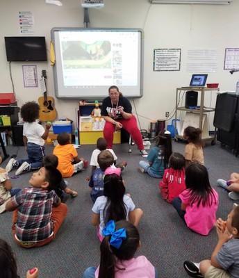 Kindergarten at Music