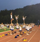 Cheer Continues To Bring School Spirit To Howell