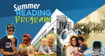 Iowa City Public Library Summer Reading Program