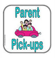 Parents: Slight Change in Curbside Pick-up Protocol
