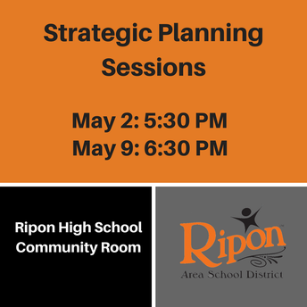 Strategic Planning Invitation