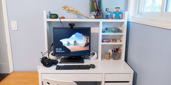 Create An At-Home Learning Space