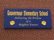 Gouverneur Elementary School, Gouverneur, NY