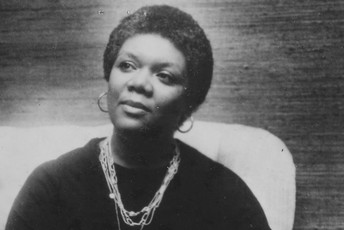Won't you celebrate with me by Lucille Clifton