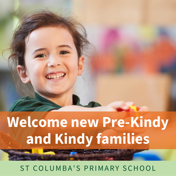 First day for Pre-Kindy and Kindy students