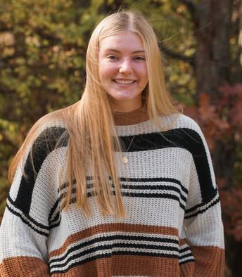 Medicine & Healthcare Year 2  Student - Lainey Van Hecke