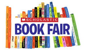 Scholastic Book Fair - Coming Soon