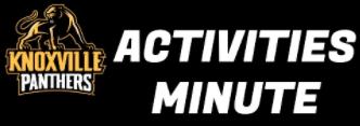 Activities Dept.