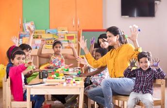Importance of Kindergarten: Your help needed!