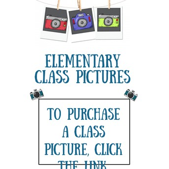 Elementary Class Pictures