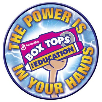 Don't Forget Those Box Tops!