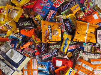 Donate your Halloween candy to our troops!