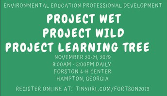 Project Wet, Wild, & Learning Tree