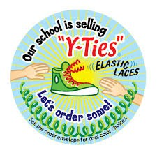 Y-Ties Elastic Shoe Laces are on sale!