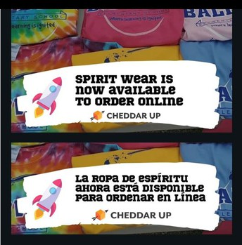 PTO Spirit Wear Sale