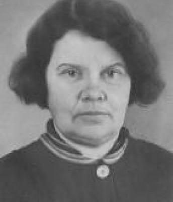 ПАВЛОВА Нина Михайловна