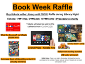 Book Week Raffle