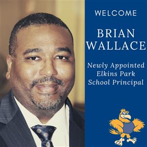Brian Wallace Named Principal at Elkins Park School