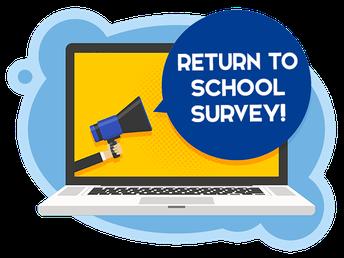 Return to School Survey