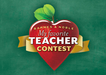 "Nominate Someone in the ""My Favorite Teacher"" Contest"