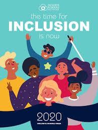Inclusive Schools Week December 7-11, 2020