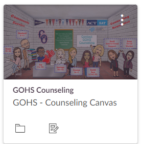 NEW! - COUNSELING CANVAS TILE