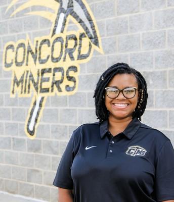 Mrs. Guinn- Communities in Schools-Student Support Specialist