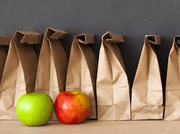 No Cafeteria Lunch Service on October 4th- Please prepare a bagged lunch for your student