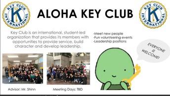 Aloha Key Club
