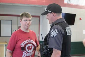 Dylan Meets Deputy Fenstermacher