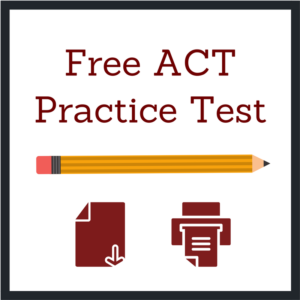 Free ACT Practice Test with College Tutors